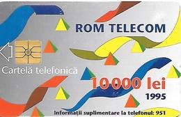 Rom Telecom: 10000 Lei - Rumänien
