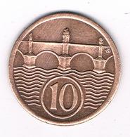 10 HALLER 1928  TSJECHOSLOWAKIJE /5932// - Czechoslovakia
