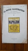 LA PETITE ILLUSTRATION 04/1933 THEATRE DE L'ODEON NAPOLEON  ARQUILLIERE - Livres, BD, Revues