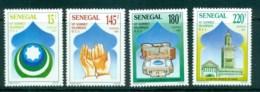 Senegal 1991 Islamic Summit MLH Lot73578 - Senegal (1960-...)