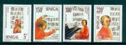 Senegal 1992 Mozart MLH Lot73582 - Senegal (1960-...)