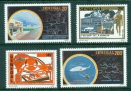 Senegal 1993 Environmental & Accident Protection MUH - Senegal (1960-...)