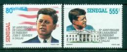 Senegal 1993 JFK, Kennedy Assassination 30th Anniv. MUH - Senegal (1960-...)