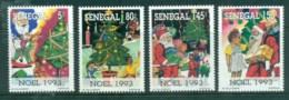 Senegal 1993 Xmas MUH - Senegal (1960-...)