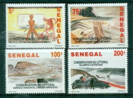 Senegal 1994 Conservation Of The Seashore MUH - Senegal (1960-...)