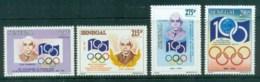 Senegal 1994 Intl. Olympic Committee Centenary MUH - Senegal (1960-...)