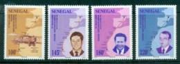 Senegal 1994 Toulouse-St. Louis Air Rally MUH - Senegal (1960-...)