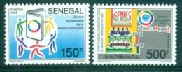 Senegal 1995 La Francophonie 25th Anni. MUH - Senegal (1960-...)