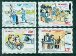 Senegal 1995 Motion Pictures Cent. MLH - Senegal (1960-...)