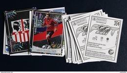 12 Vignettes PANINI FOOTBALL 2011 à Choisir Dans Liste Championnat De France Foot - Panini