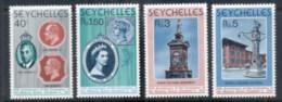 Seychelles 1978 QEII Coronation 25th Anniversary MUH - Seychelles (1976-...)