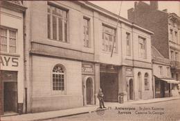 Antwerpen St. Sint Joris Kazerne Caserne St Georges Begijnevest Generaal Drubbelkazerne (Zeer Goude Staat) - Antwerpen