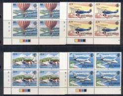 Seychelles 1983 Manned Flight Bicentenary Blk4 MUH - Seychelles (1976-...)