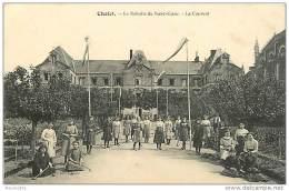 49  CHOLET - LA RETRAITE DU SACRE COEUR - LE COUVENT N°  315058 - Cholet