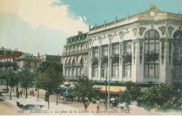 Biarritz; La Place De La Liberté - Non Voyagé. (LL.) - Biarritz