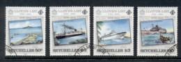 Seychelles 1984 Lloyd's List Ships FU - Seychelles (1976-...)