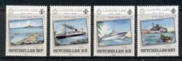 Seychelles 1984 Lloyd's List Ships MUH - Seychelles (1976-...)