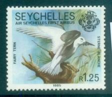 Seychelles 1985 Air Seychelles First Airbus, Bird MUH - Seychelles (1976-...)