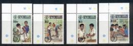Seychelles 1985 International Youth Year MUH - Seychelles (1976-...)