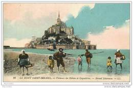 50 LE MONT SAIN MICHEL - Le Mont Saint Michel