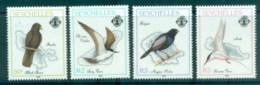 Seychelles 1989 Island Birds MUH - Seychelles (1976-...)