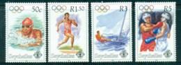Seychelles 1996 Modern Olympics Centenary MUH - Seychelles (1976-...)