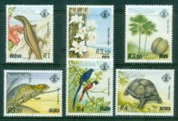 Seychelles 2004 Flowers, Wildlife & Birds (6/7, No 2R) MLH Lot84747 - Seychelles (1976-...)