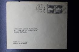 Palestine:  Airmail Cover Tel Aviv To Paris  1946 - Palestine