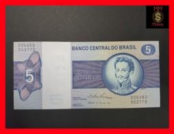 BRAZIL 5 Cruzeiro 1970-1979 P. 192 C UNC - Brasil