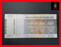 BRAZIL 500 Cruzeiros 1972   P. 196 A A   *COMMEMORATIVE*  XF - Brazil
