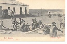 ANGOLA - LUCALLA  (NICELEY ANIMAATED) -  S1012 - Angola