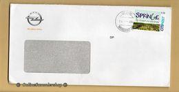 BRD - Privatpost - Umschlag - Citipost - Marke: Springe - Die Stadt Am Deister - Privatpost