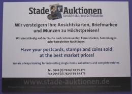 ANSICHSKARTEN CENTER GRENZACH GERMANY POSTCARD PICTURE ADVERTISING DESIGN ORIGINAL PHOTO POST CARD PC STAMP - Other