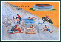 Sierra Leone 1996 Summer Olympics, Atlanta 300le MS MLH - Sierra Leone (1961-...)