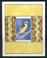Sierra Leone 1999 Birds, Richenow's Weaver MS MUH - Sierra Leone (1961-...)