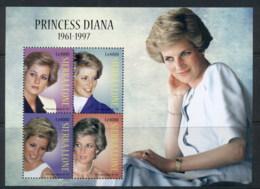 Sierra Leone 2010 Princess Diana Sheetlet MUH - Sierra Leone (1961-...)