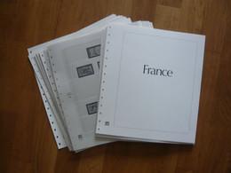 FEUILLES SAFE DUAL FRANCE 1987/92 - Unclassified