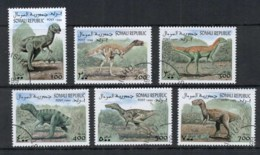 Somali Republic 1999 Prehistoric Animals, Dinosaurs CTO - Somalia (1960-...)