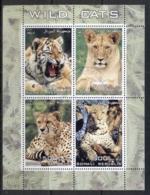 Somaliland 2005 Big Cats MS CTO - Somalia (1960-...)
