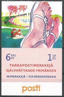 Finland 2016. Scott #1517 (MNH) Vacation Scenes, Booklet * - Neufs