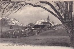 05 / SAINT JULIEN EN CHAMPSAUR / MONTAGNE DU DEVOLUY - Autres Communes