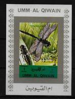 UMM AL QIWAIN  BF   * *  NON DENTELE  Libellules - Insekten