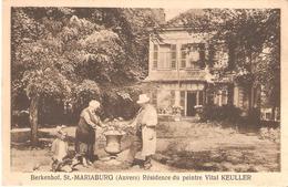 Berkenhof - Sint-Mariaburg - Résidence Du Peintre Vital Keuller - Ongelopen Kaart - Antwerpen