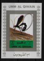 UMM AL QIWAIN  BF   * *  NON DENTELE - Insekten
