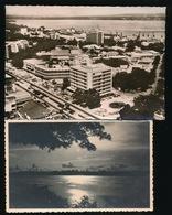 CONGO BELGE - 2 FOTOKAARTEN - ZIE 2 SCANS - Congo Belge - Autres