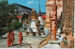 THAILLANDE   TEMPLE A  BANGKOK  CPM - Thailand