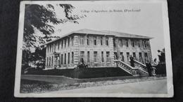 CPA Afrique Mauritius Maurice - Collège D'Agriculture Du Réduit ( Port Louis) - Mauritius