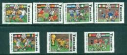 Tanzania 1994 World Cup Soccer, USA MUH - Swaziland (1968-...)
