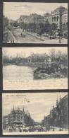 8570-LOTTO N°. 5 CARTOLINE KOLN A. RH.-FP - Ansichtskarten
