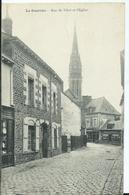 LA GUERCHE - Rue E Vitré Et L'église - La Guerche-de-Bretagne